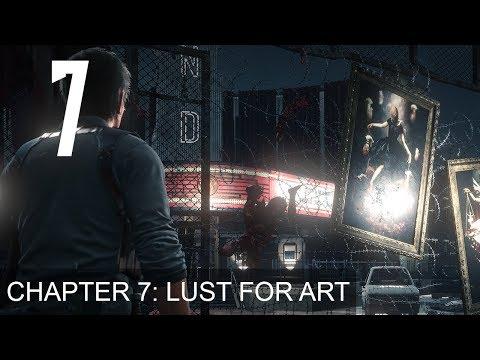 The Evil Within 2 Chapter 7 Lust for Art Walkthrough Gameplay