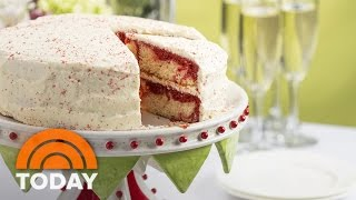 Patti LaBelle Whips Up Red Velvet Marble Cake For Mother's Day | TODAY