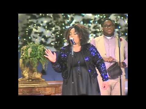 Natasha Page Lockhart - New Year's Eve 2014 at St. Peter's Church and World Outreach Center