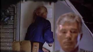 Sexy Kristina Wayborn plays a female terrorist
