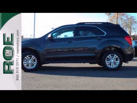 2013 Chevrolet Equinox Medford Grants Pass, OR #39525