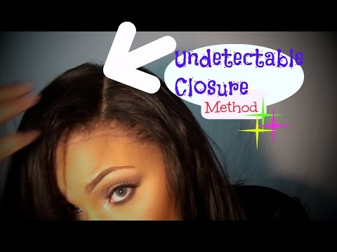 Undetectable Closure Method .......................RPGshow wig