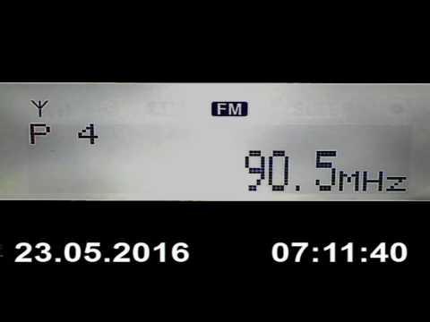 DX FM Makedonsko RADIO 2 Turtel Tip in Craiova RO