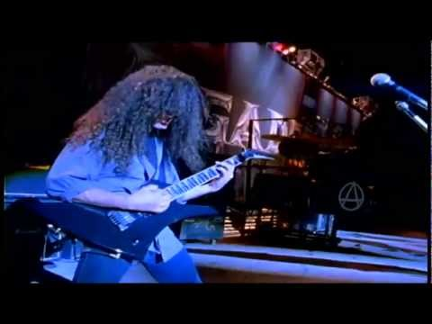 Megadeth Skin o My Teeth Official Music Video HD