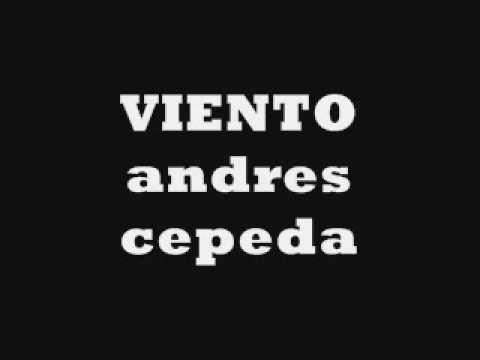 Andres Cepeda - Viento