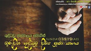 Sunday Holy Mass - 24/01/2021
