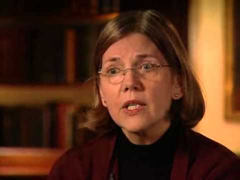 Dateline :  How debt pays - Elizabeth Warren  (2009)