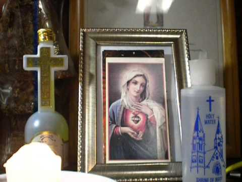 672/2000 AVE MARIA(in silence)/Spiritus Sancti/cover