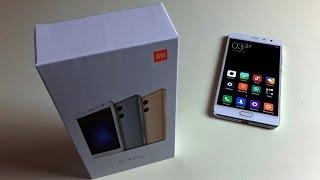Xiaomi Redmi PRO обзор телефона на русском. Старались или перестарались? + сравнение с Meizu PRO 5