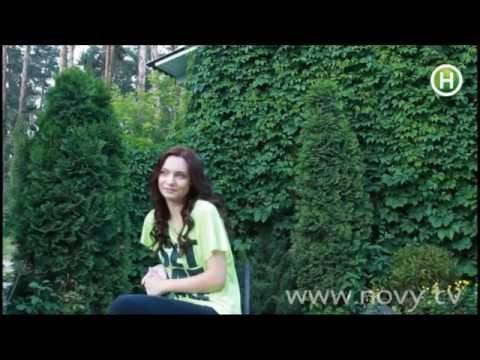 Таня Брык (За кадром) Супермодель по-украински!
