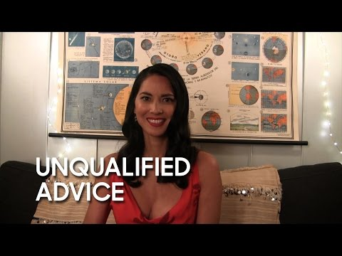 Unqualified Advice: Olivia Munn