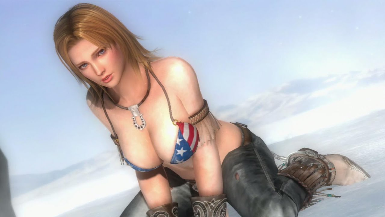 Girl characters in video games naked naked pic