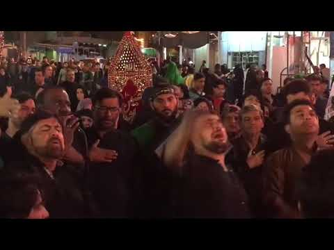 Farhan Ali Waris 1440 Matamdari Arbaeen Karbala Safar E Ishq 1440 Subscribe This Channel