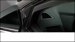 WeatherTech Side Window Deflector Installation Video