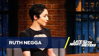 Ruth Negga Has a Backup Career as a Librarian