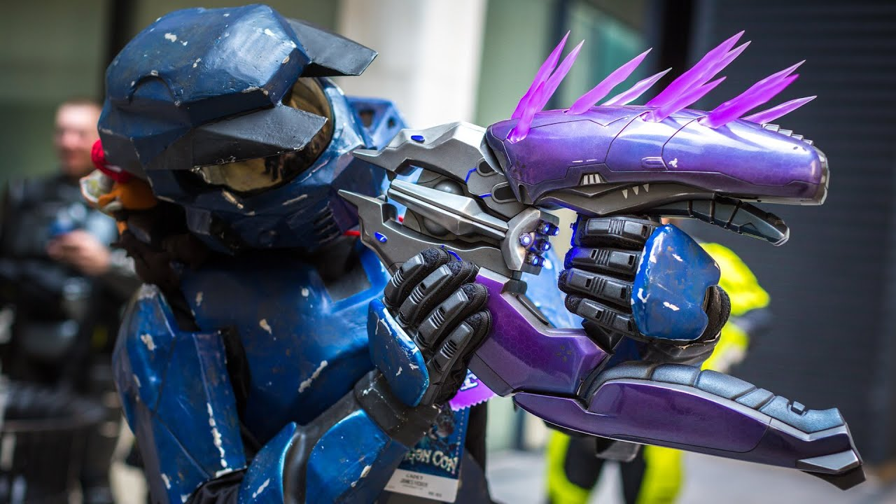 Halo is Love Halo is Life Making a Real-life Halo