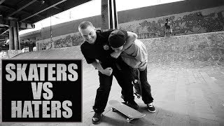 The Skaters Vs The Haters Top Compilation 2018 Ep 2