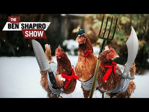 The World's Most Amusing Game Of Chicken | The Ben Shapiro Show Ep. 692