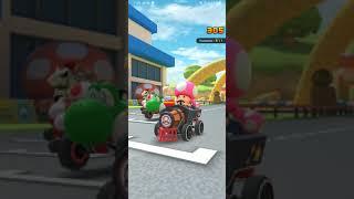 Mario Kart Tour Android Closed Beta Rock Rock Mountain Episode 10