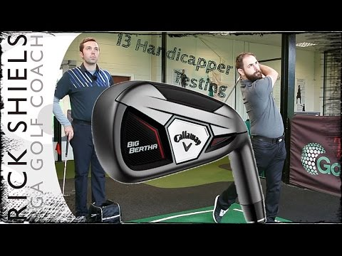 Callaway Big Bertha Irons Review By Mid Handicapper