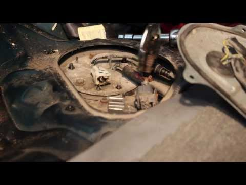(How To) '92-'00 Honda Civic Fuel Pump Change