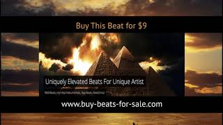 "Buy Hip Hop Beats For Sale ""Mixdown"" Rap Beat Exclusive Dark Guitar Slow Instrumental"