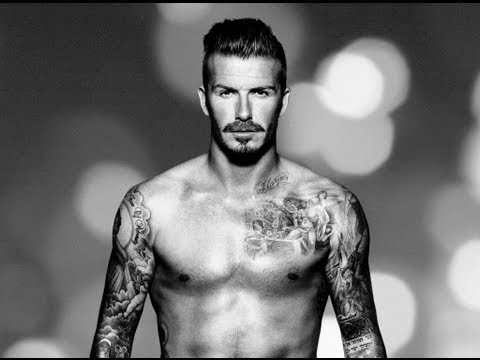 David Beckham l H&m Bodywear