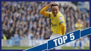 Top 5 goal celebrations | Birmingham City