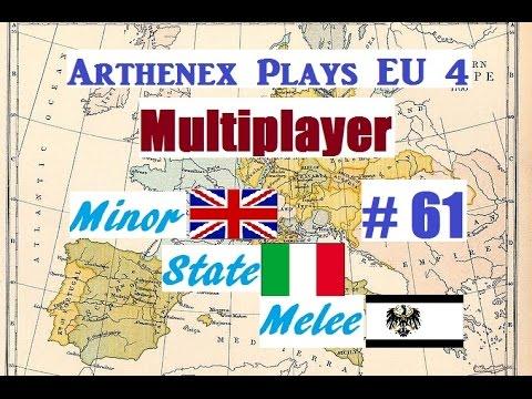 Let's Play EU 4 Mulitplayer as Scotland: Episode 61