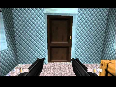 GoldenEye 007 (N64) - Episodio 22