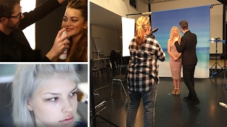 Behind the Scenes - DOBI Hair Trends Frühling/Sommer 2017