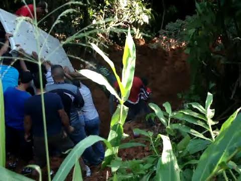 Accidente Samurai en Villalba el Guineo!!!!!