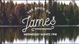 12-19-18, Book Of James, Pioneer Baptist Chruch