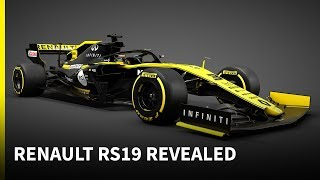 What is Renault hiding with its 2019 F1 car?