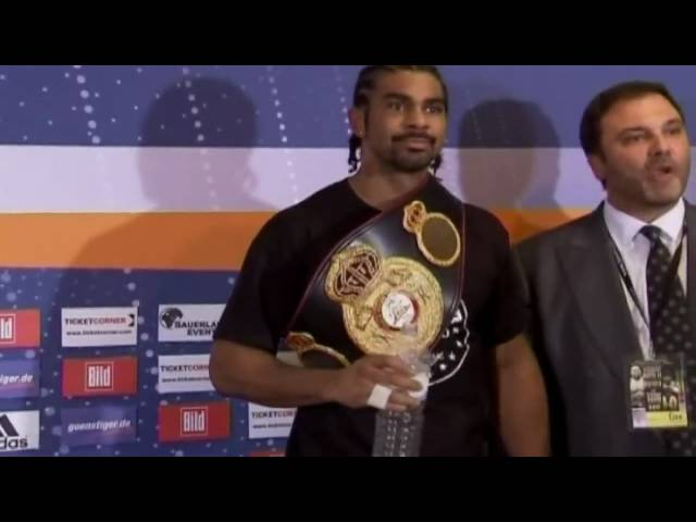 Vitali Klitschko: 'Bring on the Hayemaker'