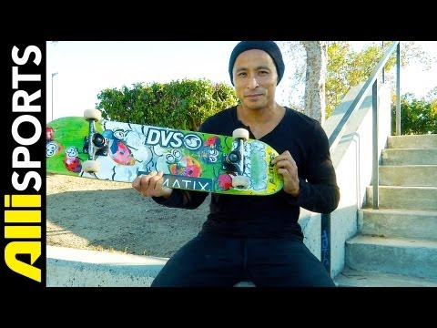 Daewon Song's Almost Skateboard, Tensor Trucks + Spitfire Wheels Setup, Alli Sports