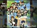 Hình ảnh dể thương của Sakura & Li và Tomoyo & eriol😙