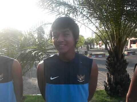 TIMNAS U-19 AFF 2013 ( Panggil kami Garuda Jaya !!! )