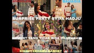 Download Lagu KEJUTAN ULANG TAHUN SYIFA HADJU BIKIN SPEECHLESS, BAHAGIA, TERHARU ABISSSSSSS Gratis STAFABAND