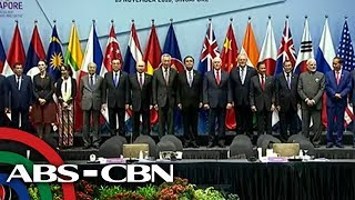 TV Patrol: China, dapat mag-ingat sa mga kilos sa South China Sea: Duterte