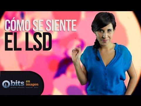 LSD, Efectos de los ácidos. Del buen viaje al mal viaje. Droga LSD trip