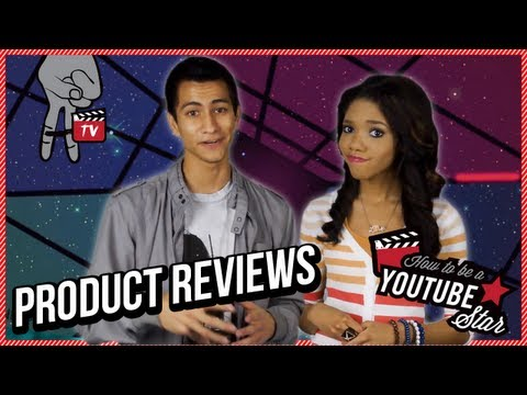 How To Make A Review. Unboxing. or Haul Video with VvCompHelpvV - How To Be A YouTube Star Ep. 14