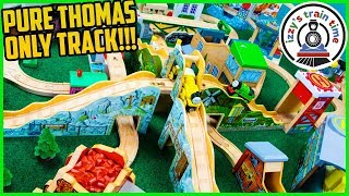 PURE THOMAS AND FRIENDS ONLY TRACK!