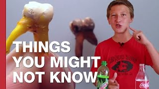 Why Mountain Dew Rots Your Teeth More Than Coca-Cola by : Tom Scott