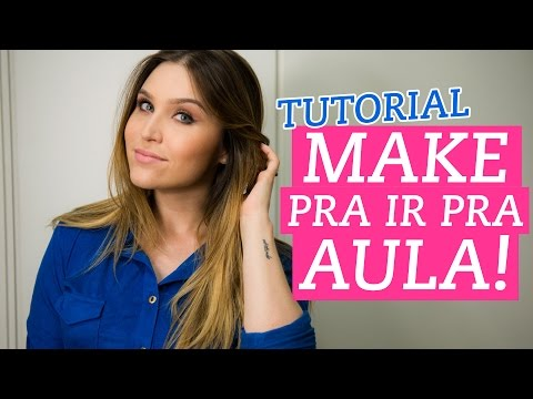 Tutorial: make pra ir pra aula!
