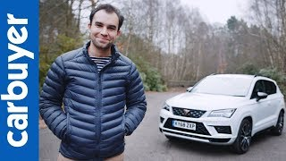 Cupra Ateca SUV 2019 in-depth review - Carbuyer
