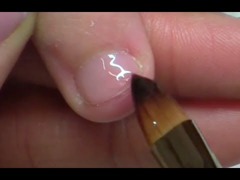 Natural Nail Overlay with Gel