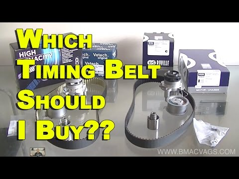 What Timing belt Kit should I buy?