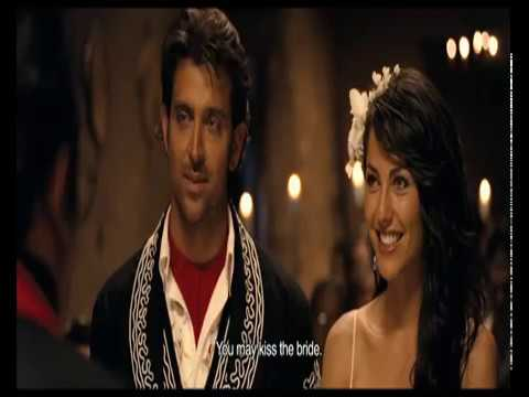 Hrithik Roshan & Barbara Mori  Hot Kiss -kites video