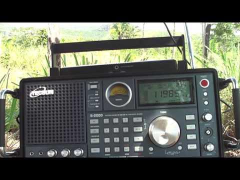 11985 kHz RFE/Radio Liberty via TX Shortwave in Meyerton South Africa